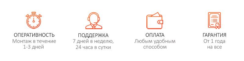Монтаж систем видеонаблюдения в Екатеринбурге